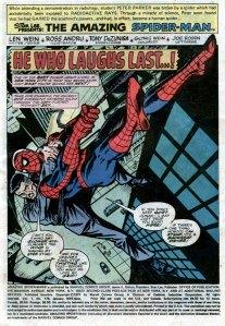Amazing Spiderman 176-01