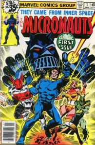 Micronauts 01 00
