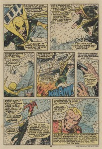 Power Man & Iron Fist #50 - 14