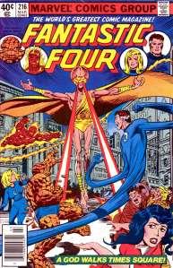 Fantastic Four 216-00