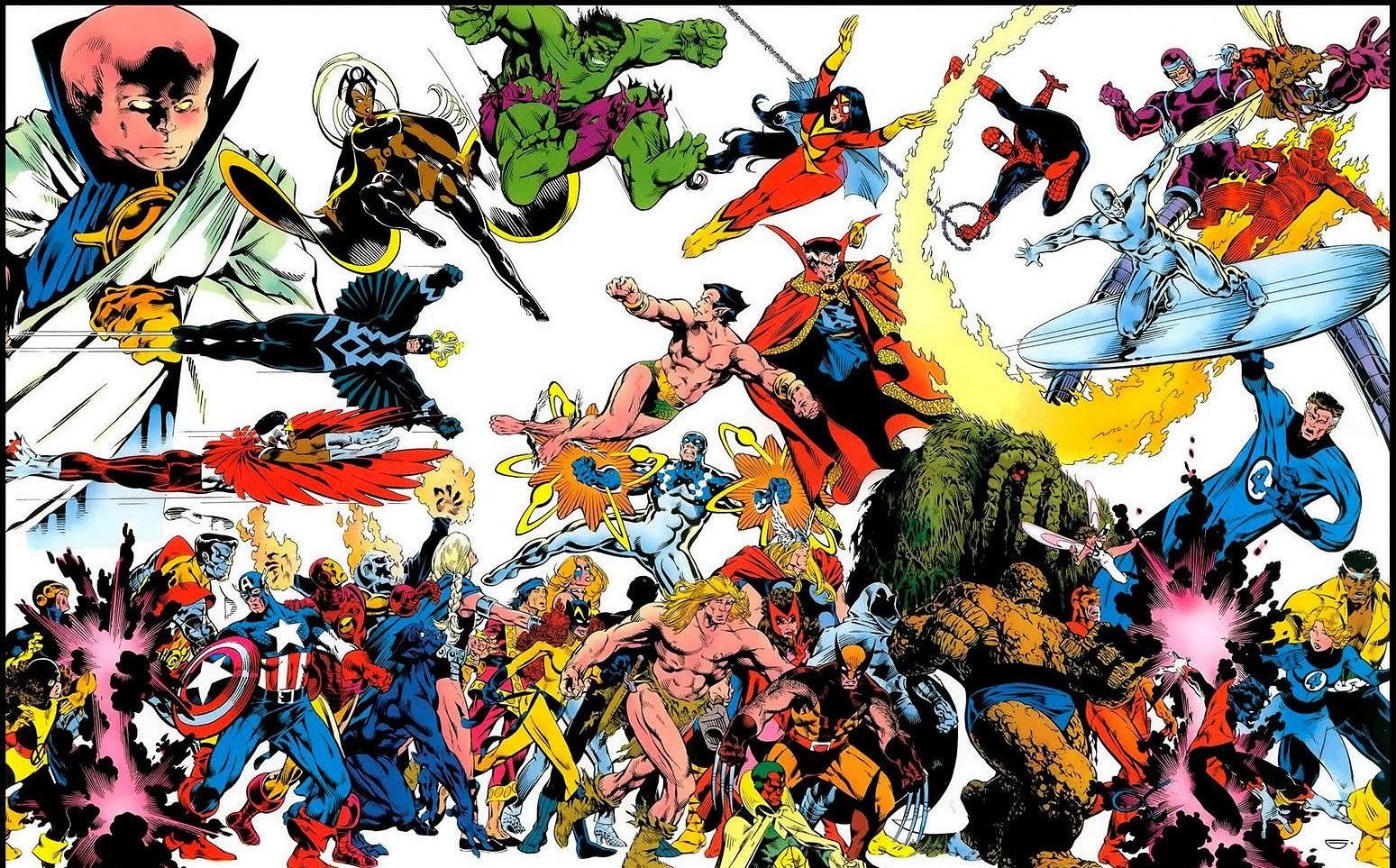 My Marvel Life