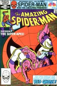 Amazing Spiderman 223-00
