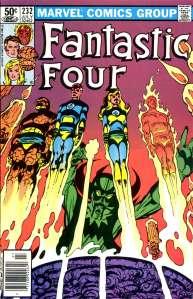 Fantastic Four 232 - 00