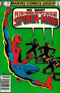 Spectacular Spider-Man #059-00